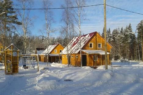 Сдается коттедж посуточнов Коробицыне, Санкт-Петербург,Светлая улица,дом 2.