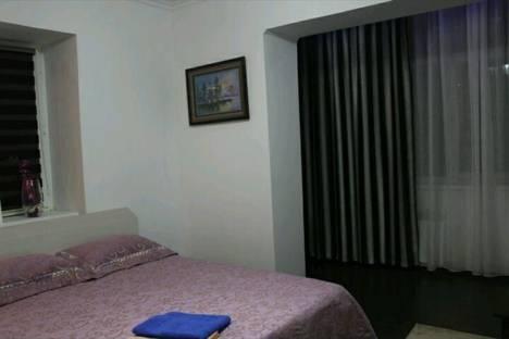 Сдается 1-комнатная квартира посуточно в Бишкеке, 7 микрорайон 173/4.