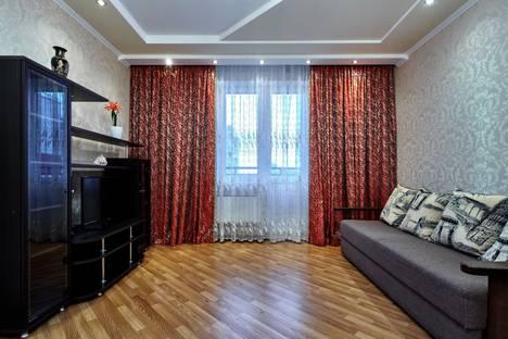 Сдается 2-комнатная квартира посуточно в Краснодаре, Казбекская улица, 14.