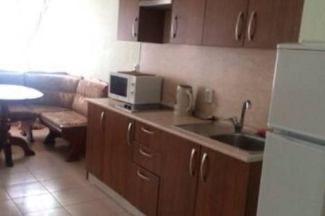Сдается 1-комнатная квартира посуточно в Домбае, Аланская 25.