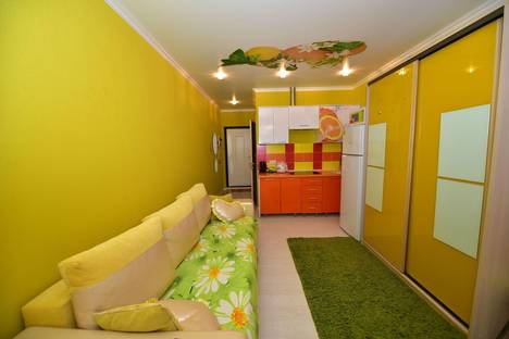 Сдается 1-комнатная квартира посуточнов Сочи, yлица Виноградная, 22.