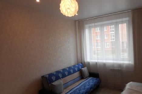 Сдается 1-комнатная квартира посуточно в Туле, улица Октябрьская, 221.