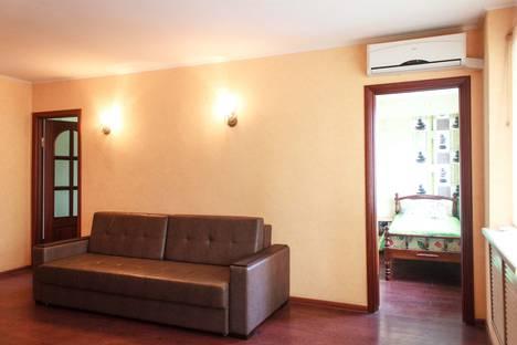 Сдается 3-комнатная квартира посуточно в Калуге, улица Суворова, 188.