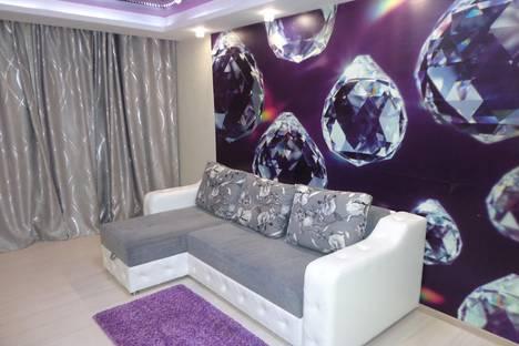 Сдается 1-комнатная квартира посуточно в Комсомольске-на-Амуре, проспект Первостроителей 15/3.