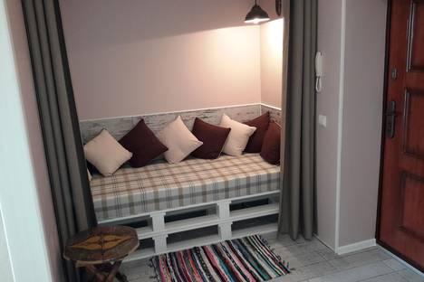 Сдается 1-комнатная квартира посуточнов Калининграде, улица Чаадаева, 1.
