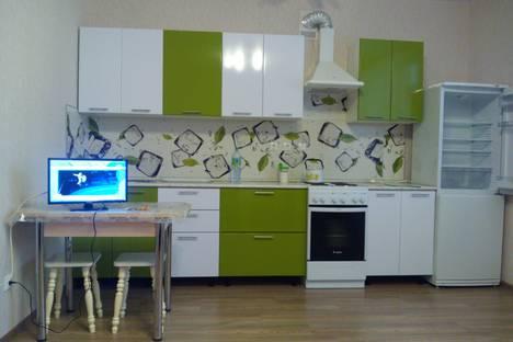 Сдается 1-комнатная квартира посуточнов Казани, улица Рауиса Гареева, 98.