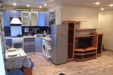 Сдается 1-комнатная квартира посуточнов Рыбинске, ул. Крестовая 124.