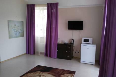 Сдается 2-комнатная квартира посуточнов Сочи, Красная Поляна, Волоколамская улица, 64.
