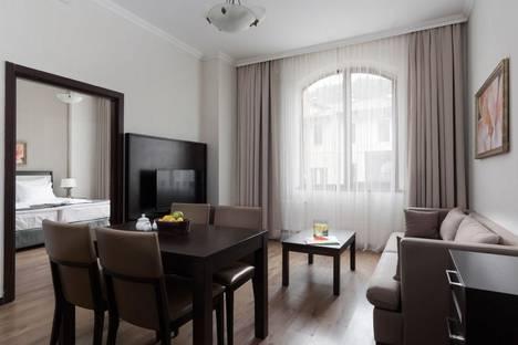 Сдается 1-комнатная квартира посуточно в Красной Поляне, Сочи, Красная Поляна, Набережная Времена Года, 3.