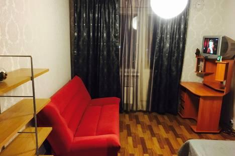 Сдается 1-комнатная квартира посуточнов Люберцах, Октябрьский проспект 123 к 4.