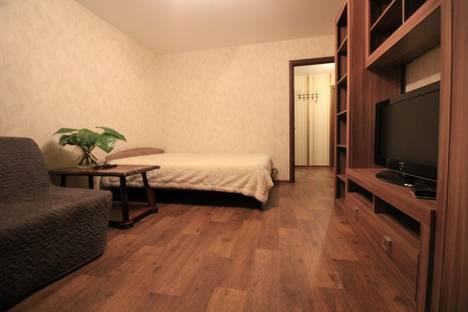 Сдается 1-комнатная квартира посуточнов Тюмени, улица Газовиков 71.