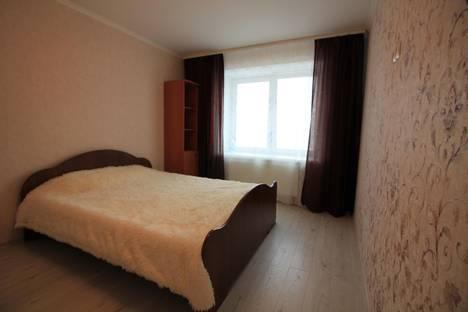 Сдается 2-комнатная квартира посуточнов Тюмени, улица Эрвье 30/3.