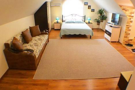 Сдается 1-комнатная квартира посуточно в Адлере, переулок Перепелиный 34.