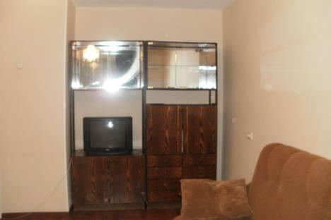 Сдается 1-комнатная квартира посуточнов Рыбинске, фурманова 9.