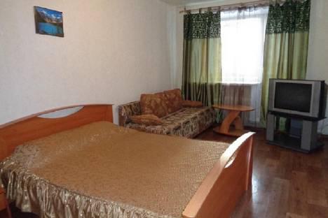 Сдается 1-комнатная квартира посуточно в Сухом Логе, улица Юбилейная, 7.