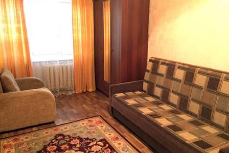 Сдается 1-комнатная квартира посуточно, ул. Фучика 8/3.