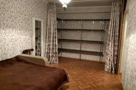 Сдается 1-комнатная квартира посуточно в Бишкеке, Советская -Скрябина 76.