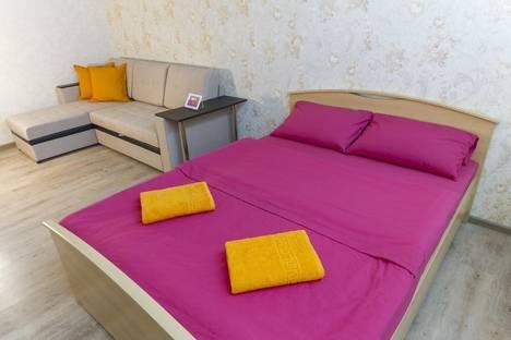 Сдается 1-комнатная квартира посуточно в Туле, проспект Ленина, 124.