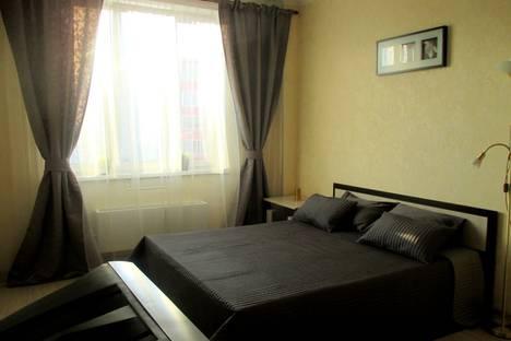 Сдается 1-комнатная квартира посуточнов Омске, бульвар Архитекторов 13.
