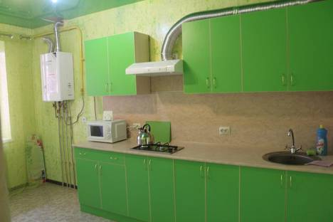 Сдается 1-комнатная квартира посуточно в Краснодаре, Березовый, 7/37  корпус 6.