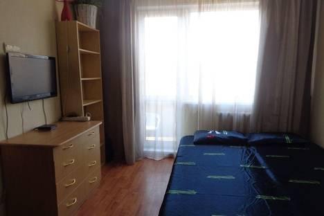 Сдается 1-комнатная квартира посуточнов Екатеринбурге, Белореченская улица, 9/1.