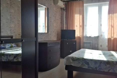 Сдается 1-комнатная квартира посуточнов Краснодаре, улица Мачуги, 6.