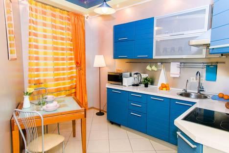 Сдается 2-комнатная квартира посуточнов Домодедове, ул Авиаконструктора Миля, д. 26.