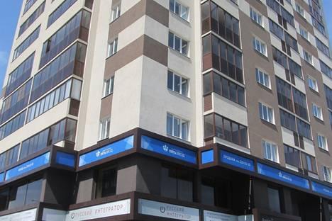 Сдается 1-комнатная квартира посуточнов Воронеже, улица Ворошилова 1в.