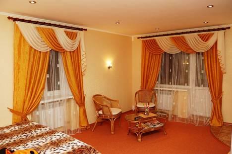 Сдается 1-комнатная квартира посуточно в Луганске, вулиця Курчатова, 9.