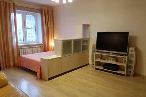 Сдается 1-комнатная квартира посуточно в Ярославле, ул. Рыбинская, д. 25 корп. 2.