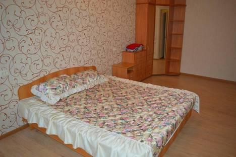 Сдается 2-комнатная квартира посуточно в Калуге, ул. Билибина д.6.