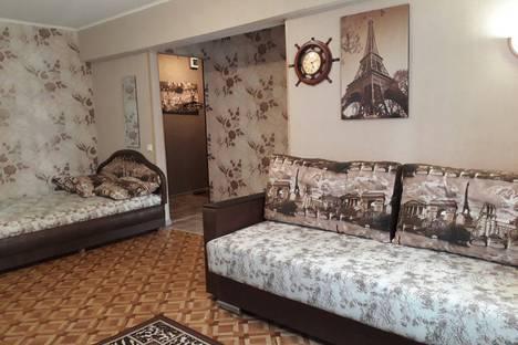 Сдается 1-комнатная квартира посуточно, Козленская улица д.78.