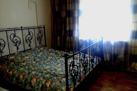 Сдается 1-комнатная квартира посуточно в Серпухове, улица Крюкова, 6.