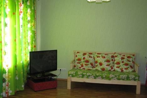 Сдается 1-комнатная квартира посуточнов Чернигове, улица Шевченко 32.