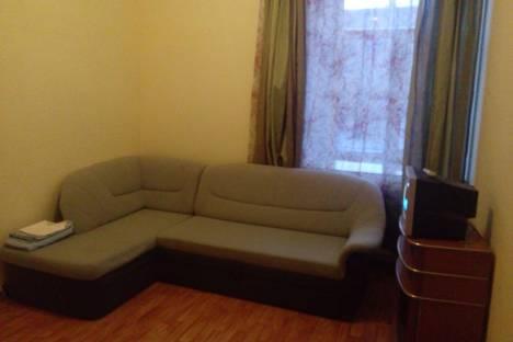 Сдается 1-комнатная квартира посуточно в Серпухове, Крюкова 4.