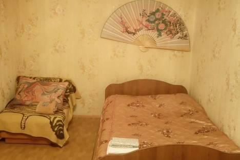Сдается 2-комнатная квартира посуточно в Нижнем Новгороде, ул. Московское ш., 11.