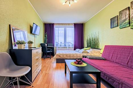 Сдается 1-комнатная квартира посуточнов Санкт-Петербурге, пр. Просвещения д.15.