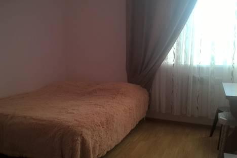 Сдается 1-комнатная квартира посуточно в Серпухове, ул. Крюкова, д.4.