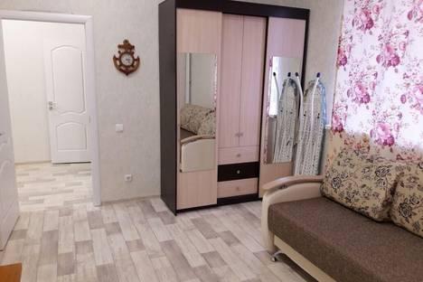 Сдается 1-комнатная квартира посуточнов Казани, улица Маршала Чуйкова, 62.