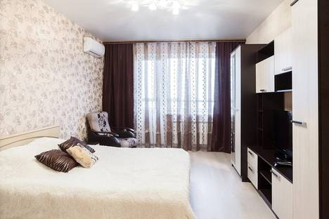 Сдается 1-комнатная квартира посуточно в Воронеже, улица Ворошилова 1/3.