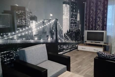 Сдается 2-комнатная квартира посуточнов Дзержинске, проспект Газеты Правда 60.