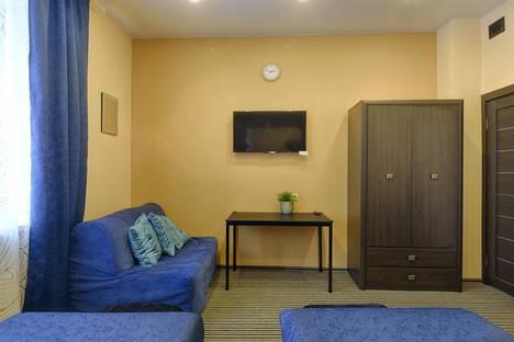 Сдается 4-комнатная квартира посуточно в Минске, улица Кальварийская 16.