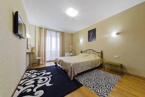 Сдается 2-комнатная квартира посуточно в Минске, улица Скрыганова 4 а.