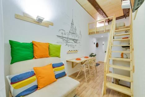 Сдается 1-комнатная квартира посуточнов Санкт-Петербурге, ул.Казанская, д.26/27.