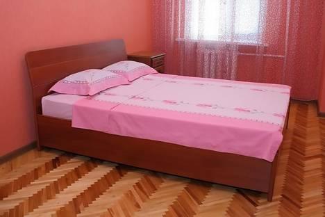 Сдается 3-комнатная квартира посуточно в Киеве, ул. Михайловская, 24В.