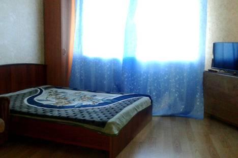 Сдается 1-комнатная квартира посуточно в Сыктывкаре, улица Советская, 56.