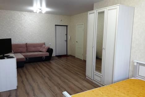 Сдается 1-комнатная квартира посуточнов Яблоновском, проезд Репина д. 5.