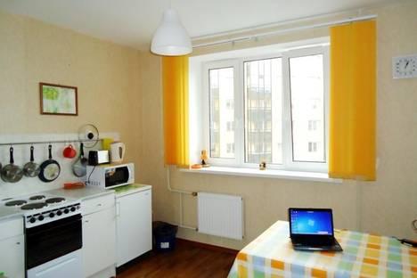 Сдается 1-комнатная квартира посуточнов Санкт-Петербурге, Заречная ул., 25.