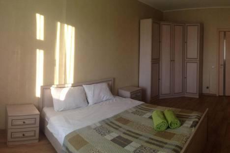 Сдается 2-комнатная квартира посуточно в Якутске, Ойунского, 8.
