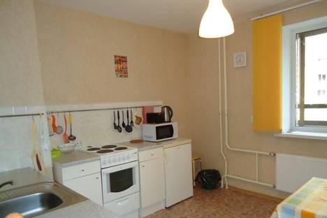 Сдается 1-комнатная квартира посуточнов Санкт-Петербурге, ул. Валерия Гаврилина, 3к1.
